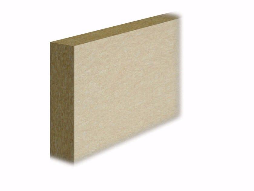 Rock wool Thermal insulation panel Rock wool thermal insulation panel by FASSA