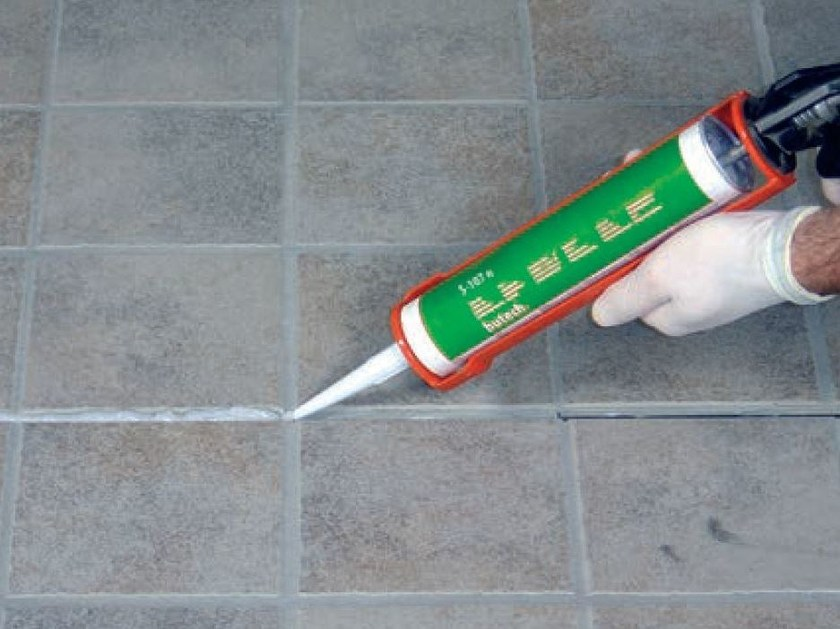 Silicone sealant S-107 N by Butech