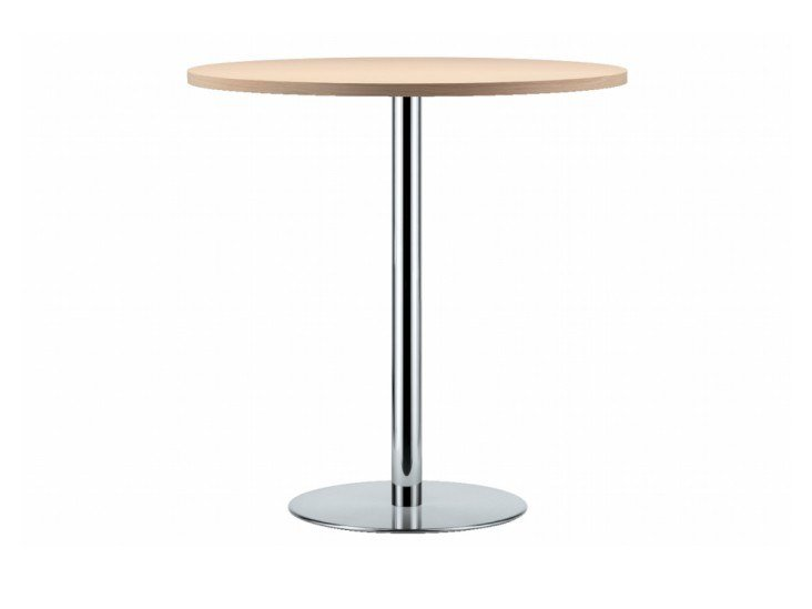 Round high table S 1125 | Table by THONET