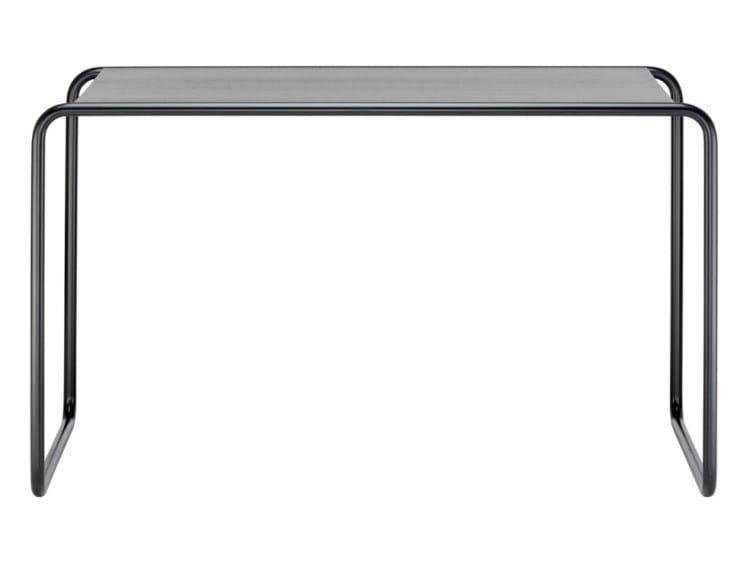 Rectangular writing desk S 285/0 by THONET