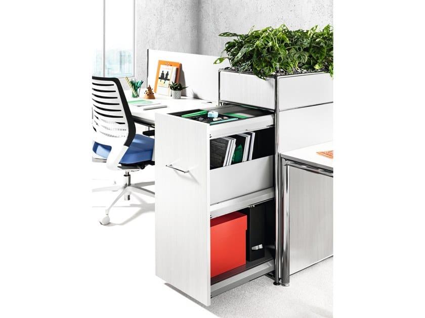 Bürokommode S-DESK | Bürokommode by Bosse