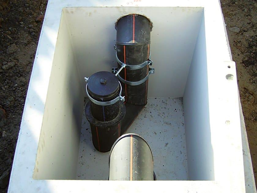 Separatore oli minerali rettangolare S.O. | Separatore olio, disoleatore e condensagrassi by Pircher