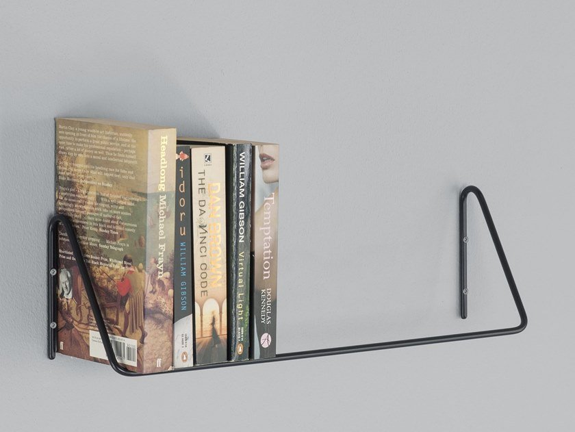 Wall-mounted bookcase S_R2 by KONSTANTIN SLAWINSKI