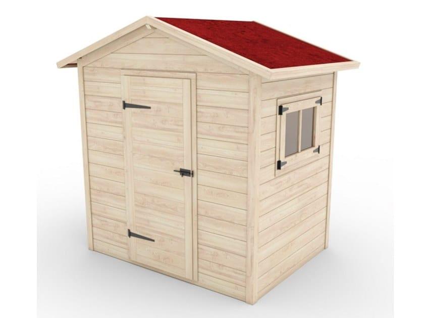 Casetta per giardini in legno S by Zuri Design