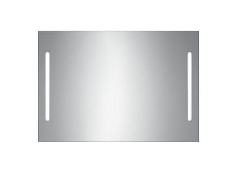 Specchio a parete con illuminazione integrata per bagno S3813-S3513 | Specchio by INDA®