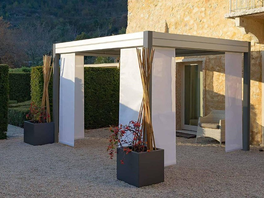 Gazebo S5 PIANA by Adami Teloni