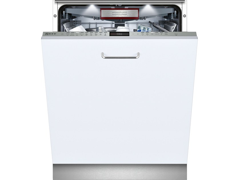 Built-in dishwasher Class A+++ S517T80X5E | Dishwasher Class A+++ by Neff