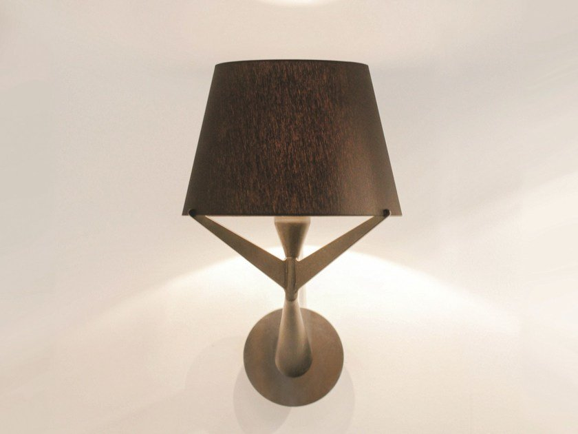 Wall lamp with fixed arm S71 WALL by axis71