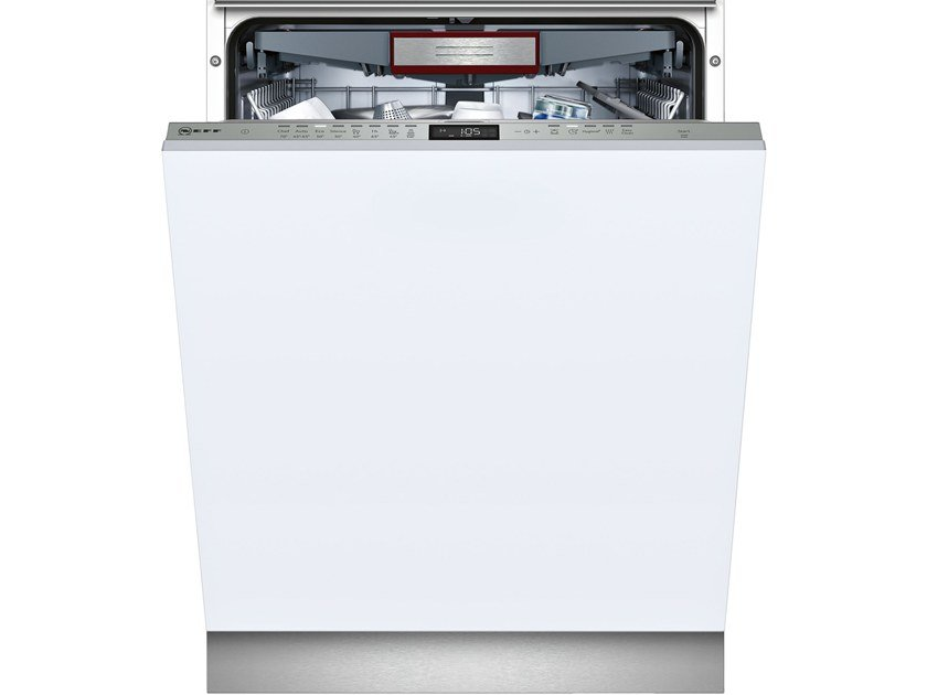 Built-in dishwasher Class A + + S715T80D0E | Dishwasher Class A + + by Neff