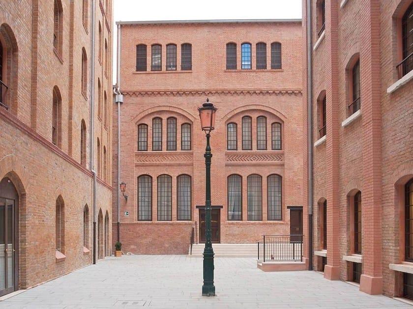 Galvanized steel patio door SA 15 | Porte e Finestre by SECCO SISTEMI