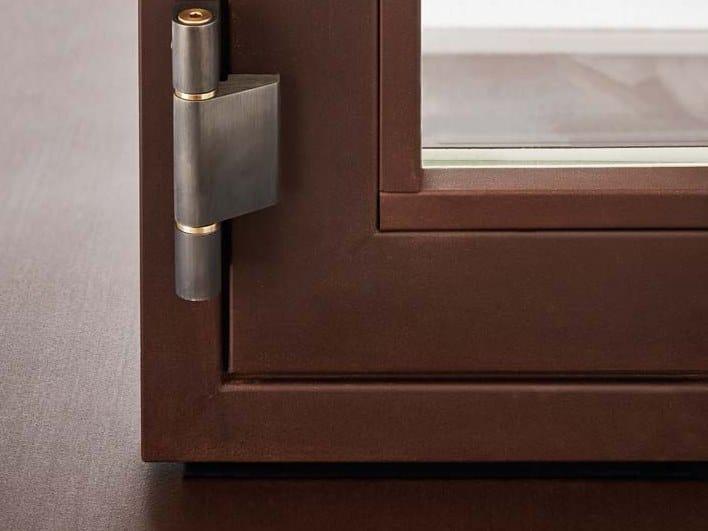 Sistema di profili tubolari per porte e infissi tagliafuoco SA AF by SECCO SISTEMI