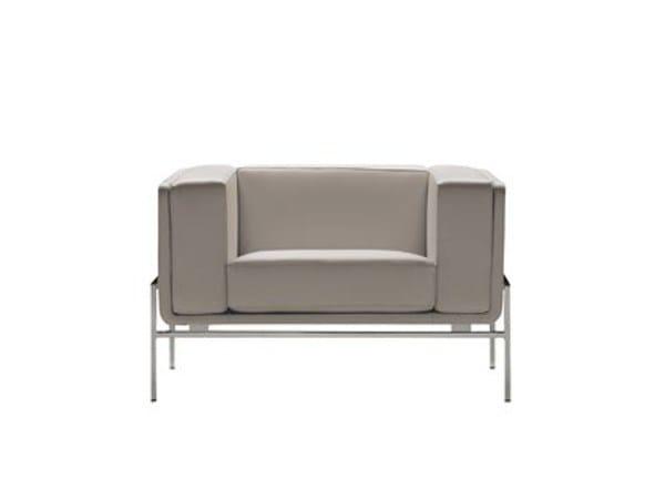 Armchair with armrests SA21   Armchair by Matrix International