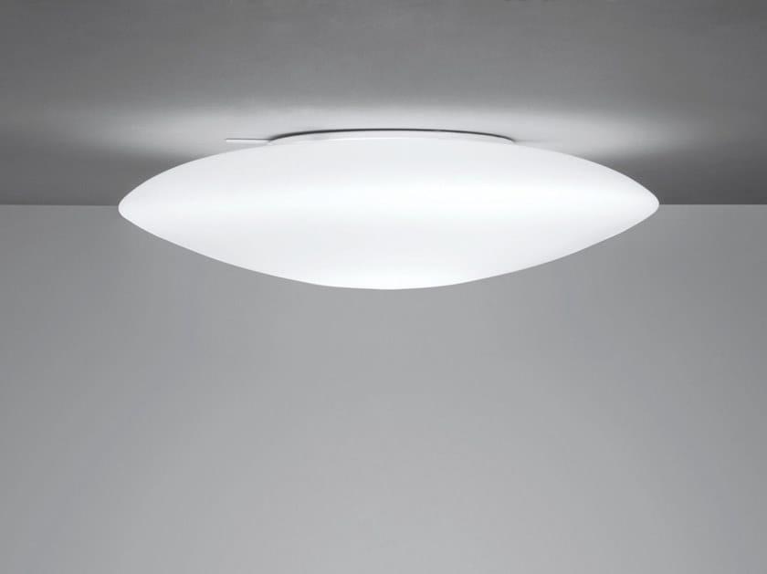 Plafoniera Moderna Vetro Murano : Lampade da soffitto in vetro di murano archiproducts