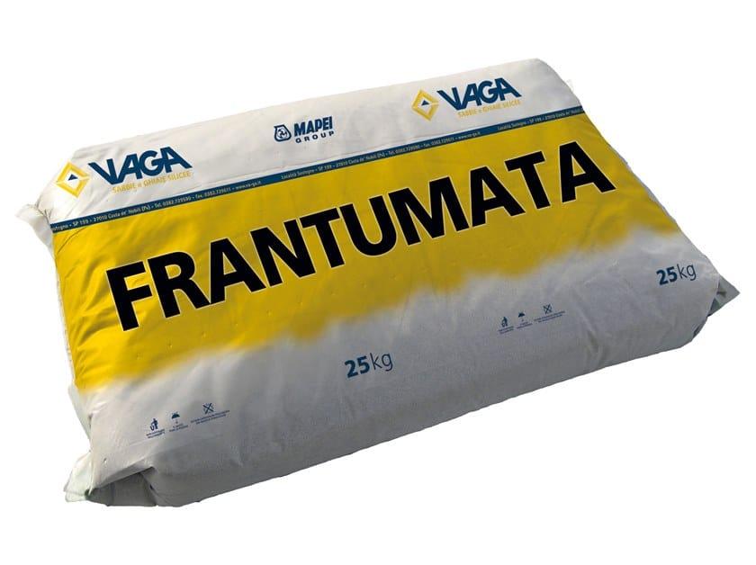 Sabbia FRANTUMATA - mm 0,1÷4,0
