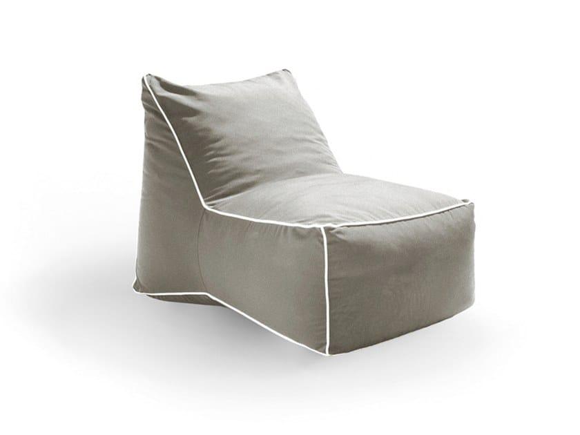 Sunbrella® Garden Bean Bag SACCO | Garden Armchair By Talenti