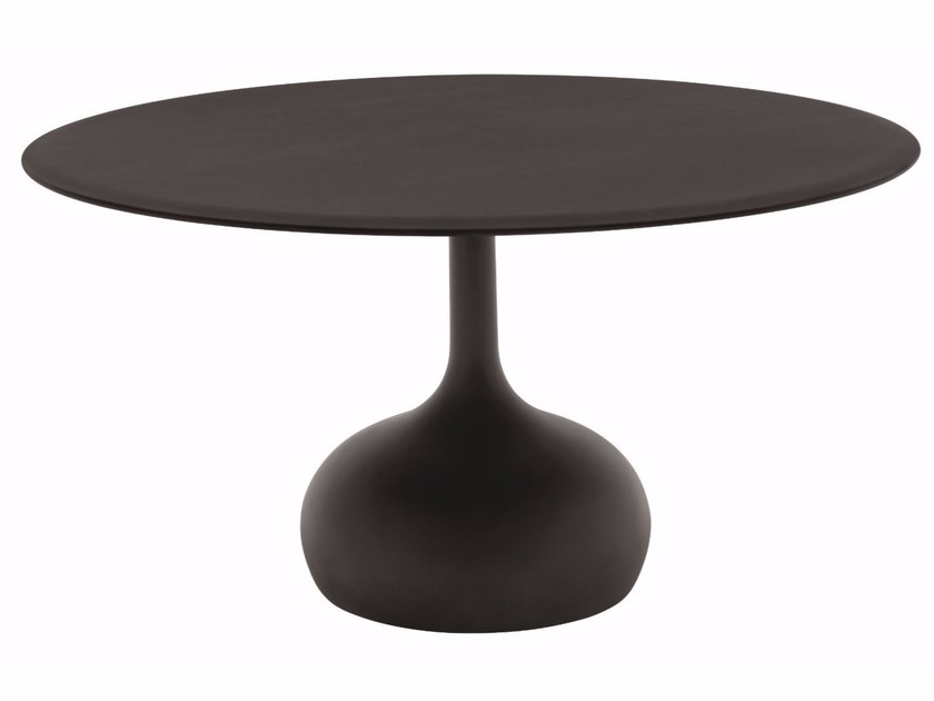 Round cement table SAEN 1400 - SN2 | Cement table by Alias