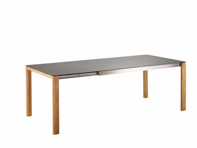 Safari Extending Table By Solpuri Design Klaus Nolting
