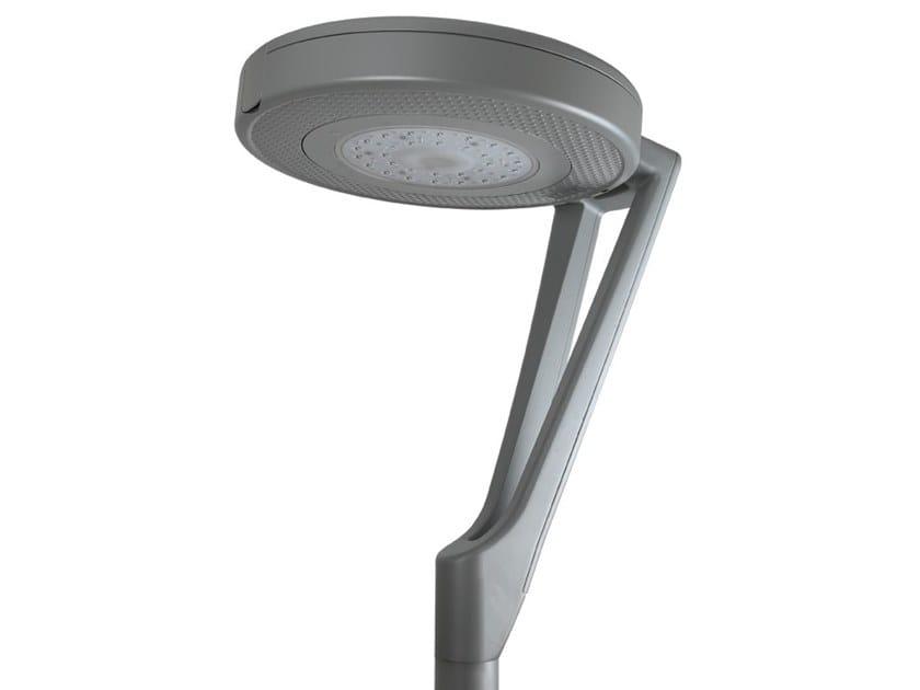 LED aluminium street lamp SAGA by GHM-ECLATEC