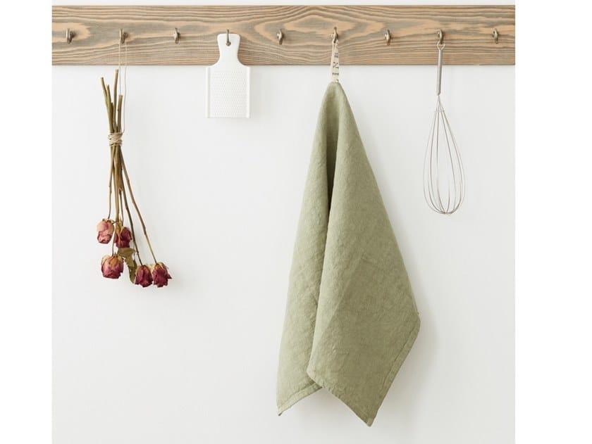 Linen dishcloth SAGE | Dishcloth by Linen Tales
