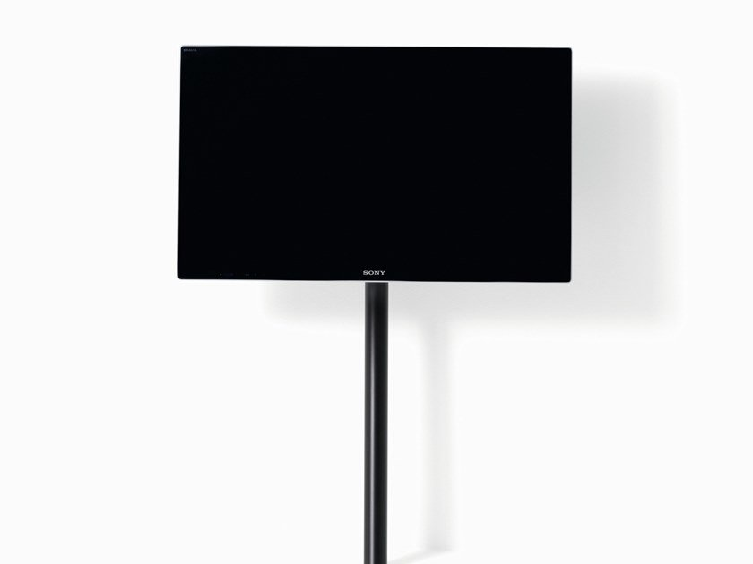 Wall mounted metal stand SAIL 304 by Desalto