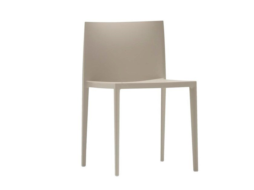 Sedia in polipropilene SAIL SI1245 by Andreu World