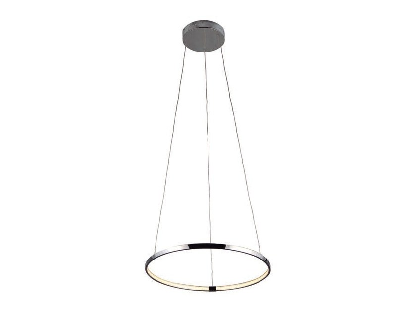 LED metal pendant lamp SAINT by Aromas del Campo