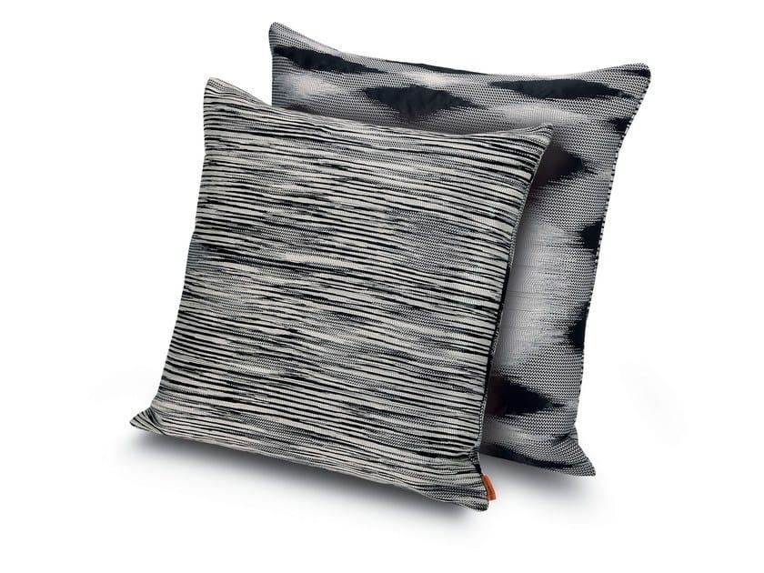 Square fabric cushion SAKAI SEUL by MissoniHome