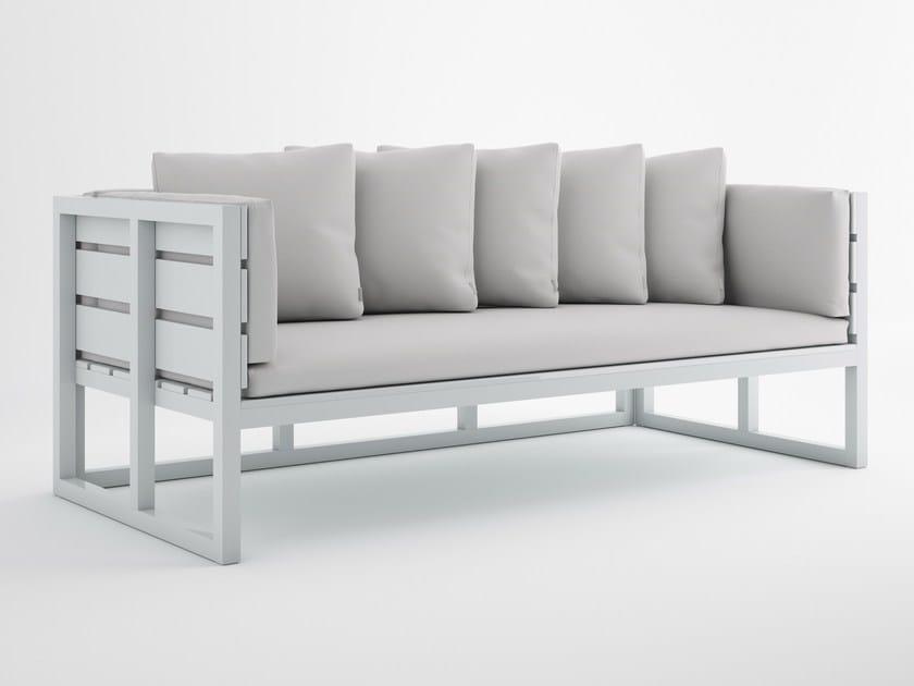 2 seater garden sofa SALER | 2 seater garden sofa by GANDIA BLASCO