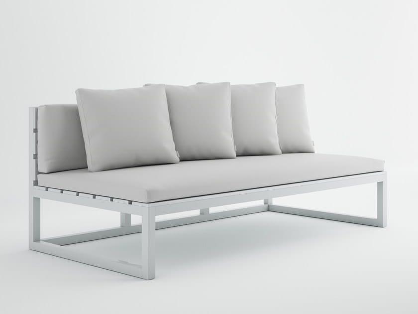 Modulare Sofas aus Aluminium | Archiproducts