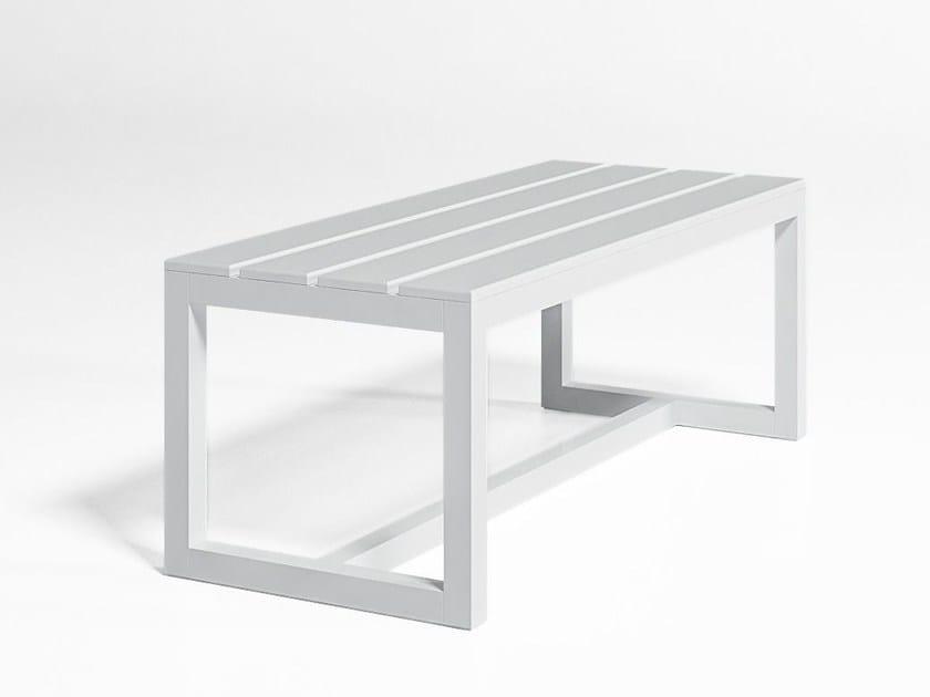 Garden bench SALER | Garden bench by GANDIA BLASCO