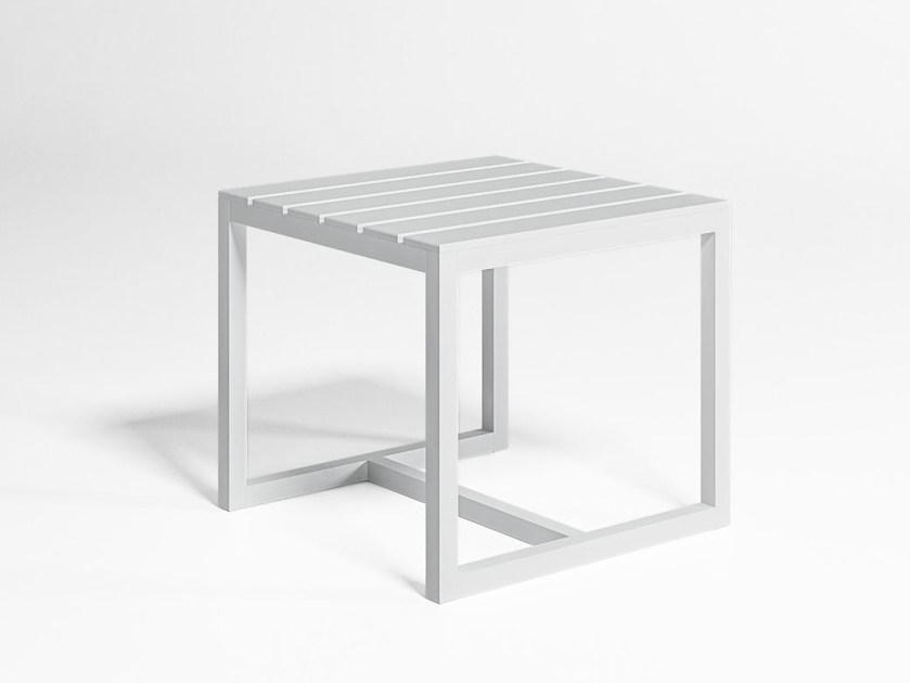 Square high side table SALER | High side table by GANDIA BLASCO
