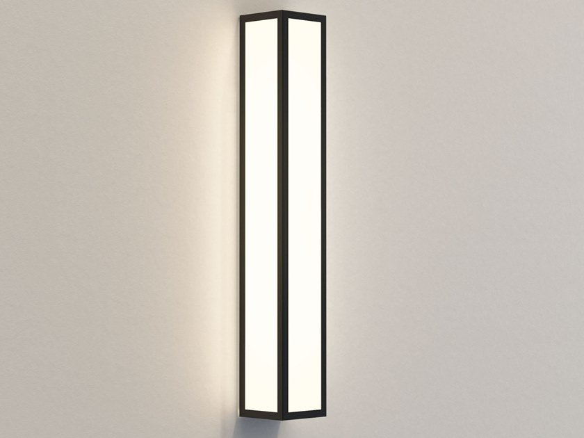 Applique per esterno a LED in acciaio e vetro SALERNO | Applique per esterno a LED by Astro Lighting