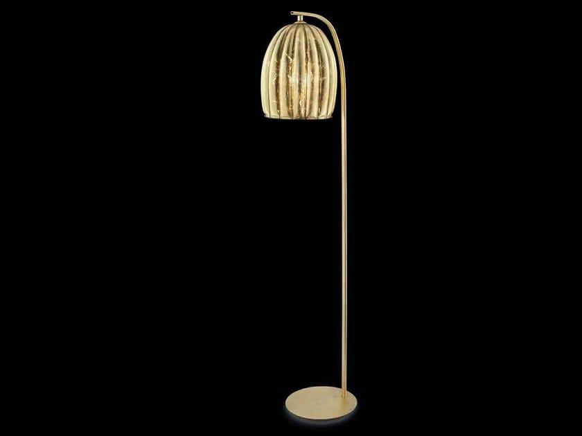 Murano glass floor lamp SALICE RP 429 by Siru