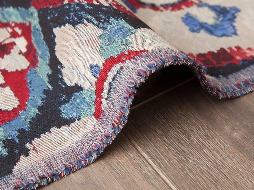 Multi-colored upholstery fabric SAMARKANDA by Equipo DRT