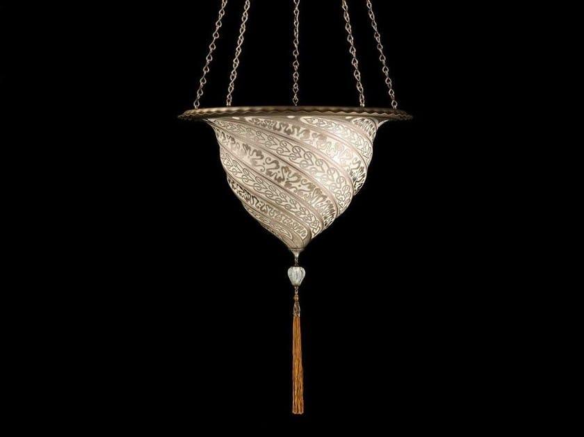 Glass pendant lamp SAMARKANDA | Glass pendant lamp by Fortuny