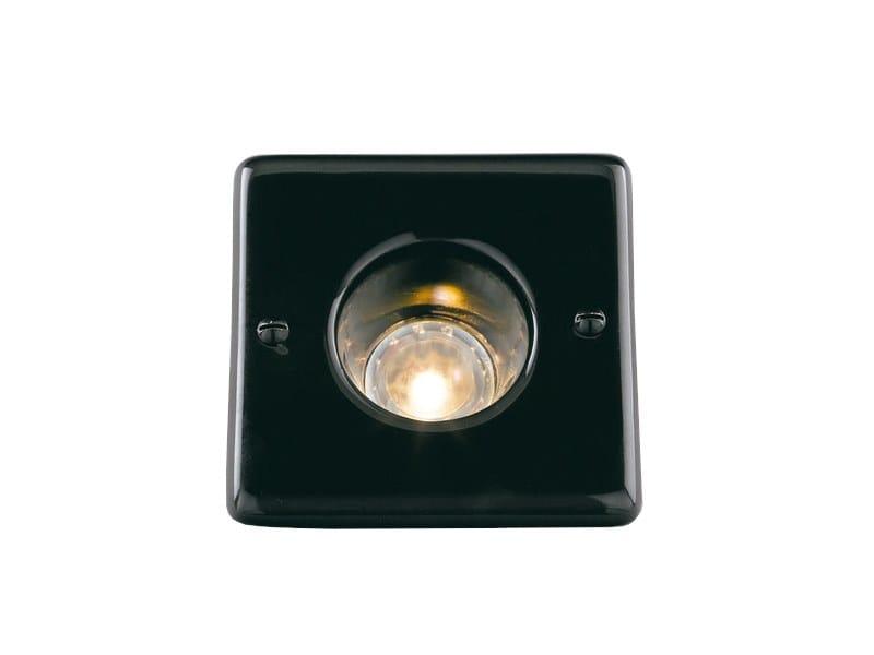 Segnapasso a LED in ceramica SAMBA S4 by Aldo Bernardi