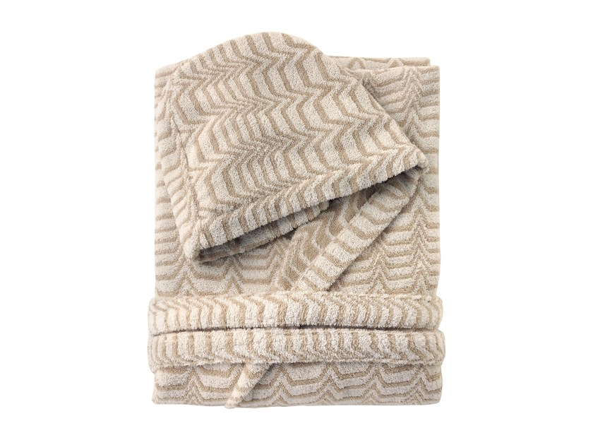 Terry bathrobe SAMMY | Bathrobe by MissoniHome