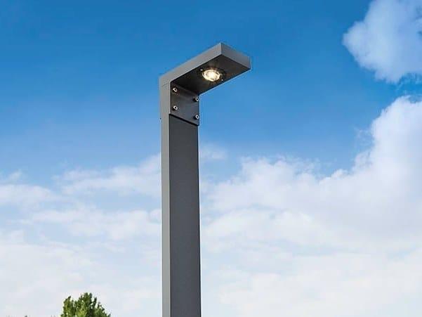 LED aluminium street lamp SAMPA L1 - SAMPA L2 by BEL-LIGHTING