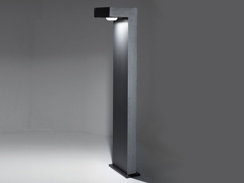 LED aluminium bollard light SAMPA PRO - SAMPA PRO+ by BEL-LIGHTING