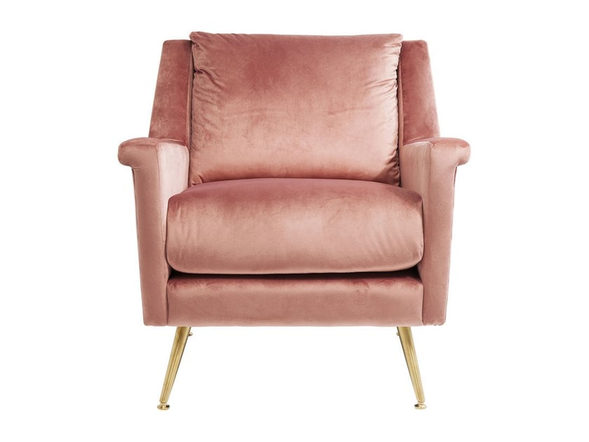 Armchair with armrests SAN DIEGO | Armchair by KARE-DESIGN