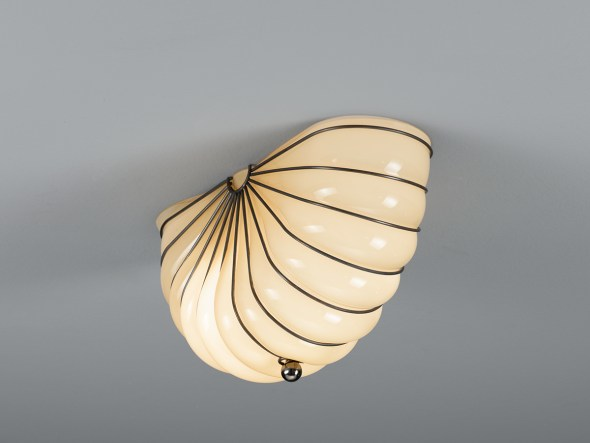 Murano glass ceiling lamp SAN MARCO MC 406 by Siru