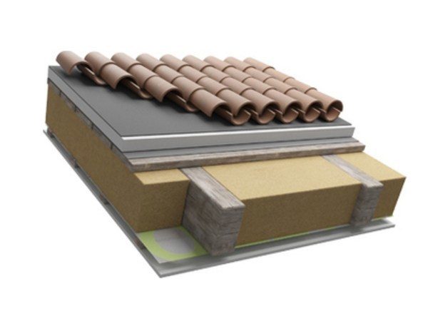 Ventilated roof system SANAPLUS 2 by Naturalia BAU