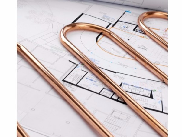 Pipes for heating system SANCO® Radiant by SCTUBES