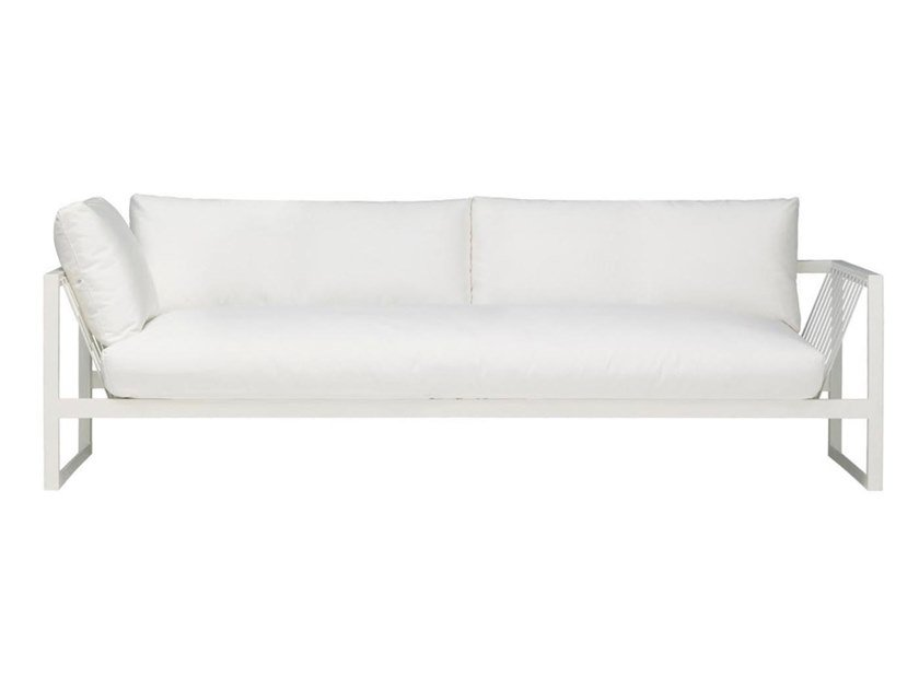3 seater garden sofa SAND SF4301 by Andreu World