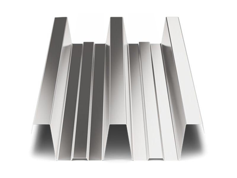 Lamiera grecata per coperture SAND150 | Pannello e lastra metallica per copertura by SANDRINI METALLI
