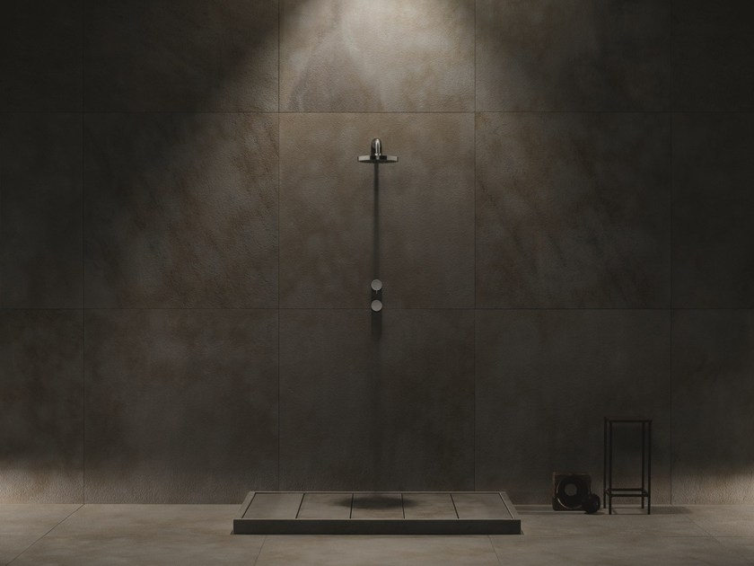 Stone wall/floor tiles SANDBLASTED by SALVATORI