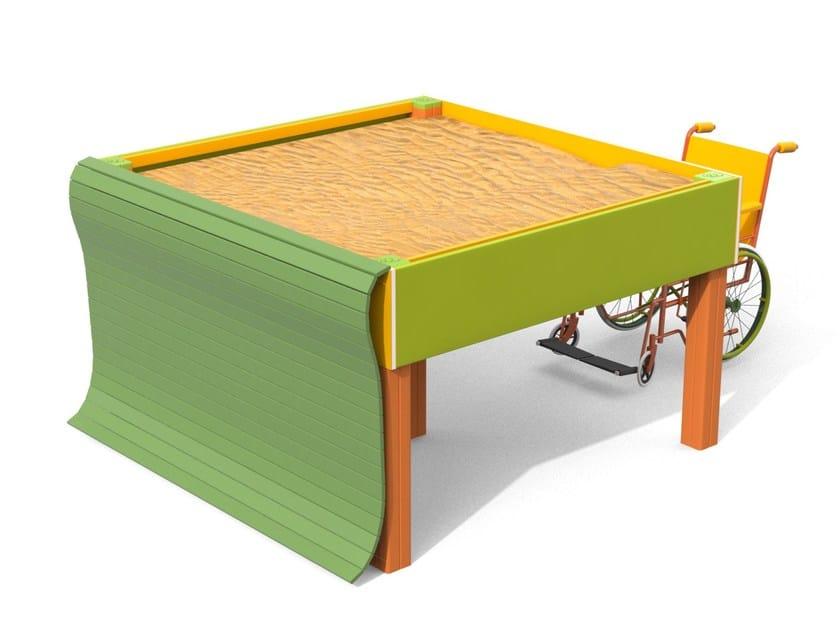 Sandbox SANDY UP by Stileurbano