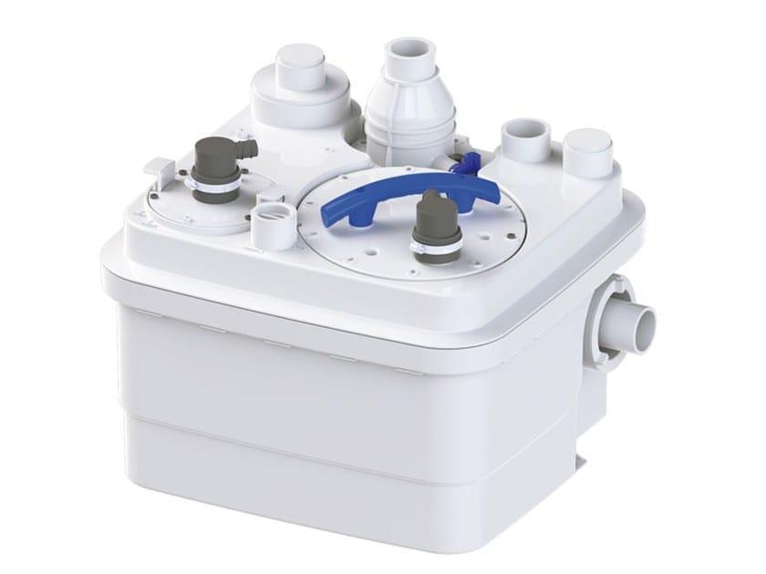Waste macerator / grey water unit SANICUBIC 1 WP by Sanitrit