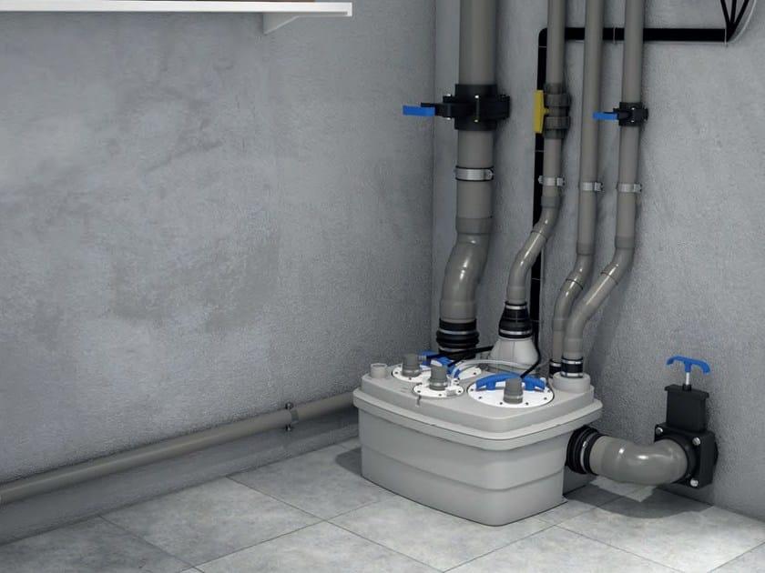 Grey water unit SANICUBIC 2 PRO by Sanitrit