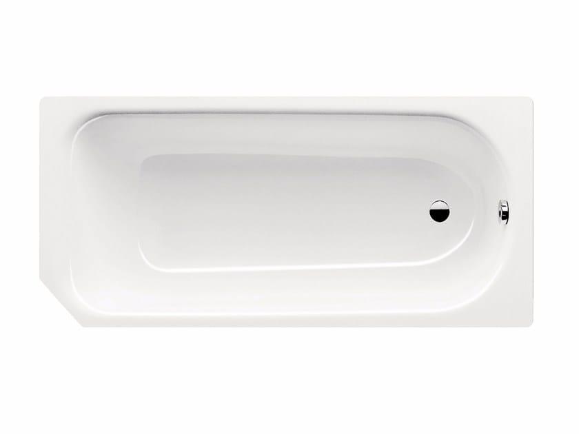 Rectangular bathtub SANIFORM V1 by Kaldewei Italia
